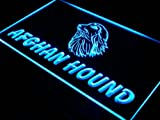 ADV PRO i933-b Afghan Hound Dog Pet Shop Neon Light Sign