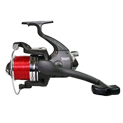 Beachcaster Sea Reel With 20lb Line Also Spare Spool from NGT