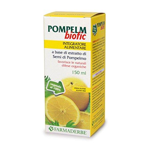 Pompelm biotic sciroppo da 150 ml