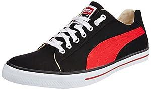 Puma Unisex Hip Hop III Ind. Canvas Sneakers