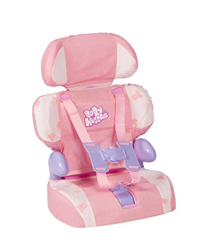 Doll Car Seat And Booster With Seatbelt For Dolls Stuffed
