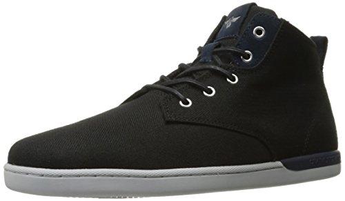 Creative Recreation Men's Vito Fashion Sneaker, Black Navy, 10 M US