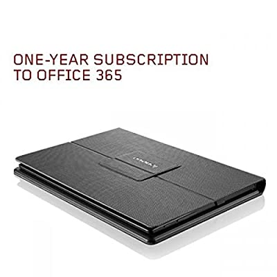 Lenovo Miix 3 10.1 inch Touchscreen 2-in-1 laptop (Intel Atom Z3735F/2GB/32GB Flash Storage/Win8.1/MS Office 365)