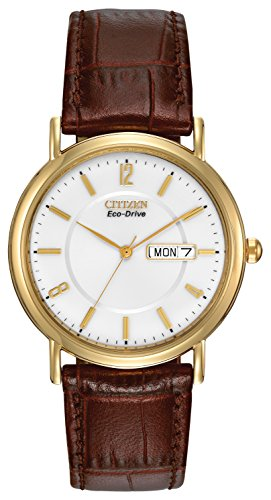 citizen-eco-drive-mens-gold-tone-leather-watch-bm8242-08a