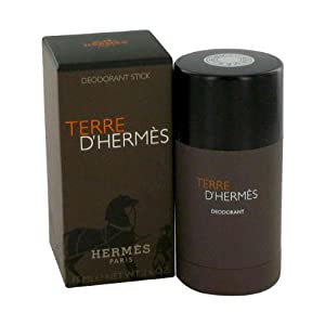 TERRE D'HERMES deodorant stick alcohol free 75 ml
