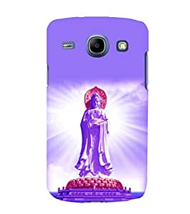 printtech Buddha Back Case Cover for Samsung Galaxy On7