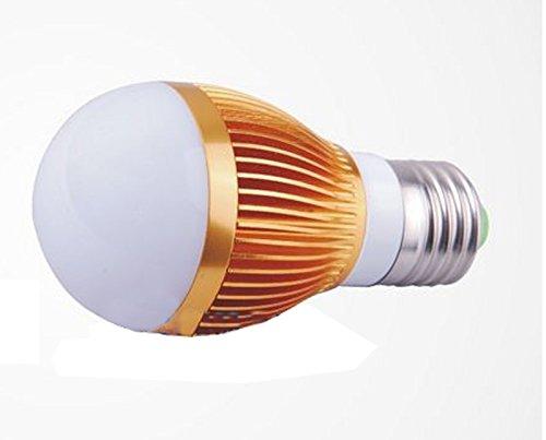 Us Compass E27 5-Watt Slim Style Dimmable Led Light Bulb, Soft White