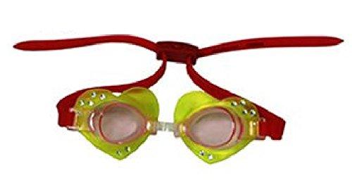 Swimways Glam Goggles-Heart - 1