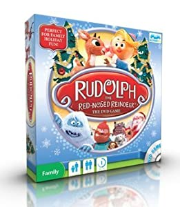 Rudolph the Red-Nosed Reindeer DVD Game