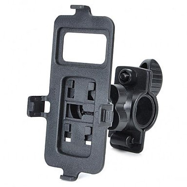 Xs Black Plastic Bicycle Swivel Mount Holder For Nokia N8