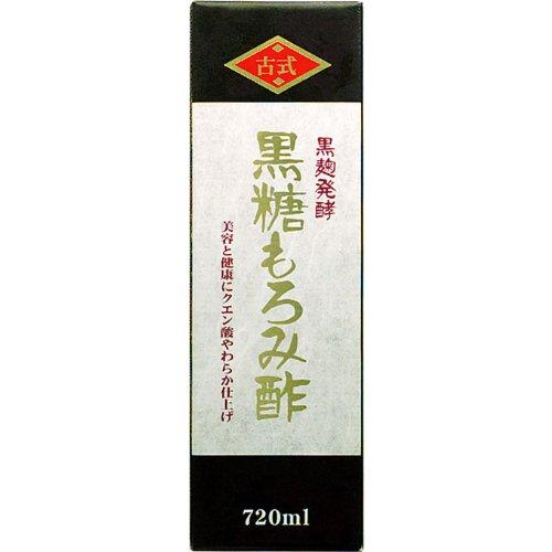 ユウキ製薬 黒糖もろみ酢720ml
