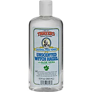 Thayer's Alcohol Free Unscented Witch Hazel with Aloe Vera - 2 Pack