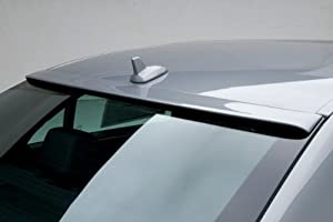 3dCarbon 691915 11-12 Mercedes Benz E-Class Sedan Flush Mount Rear Window Roof Spoiler - Unpainted