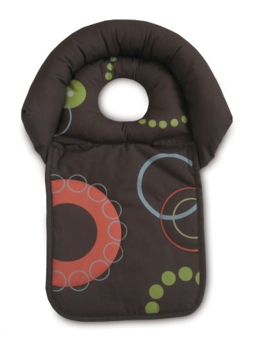 Best Review Of Boppy Noggin Nest Head Support, Brown Wheels