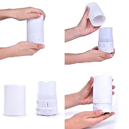 AlierKin-Aromaterapia-Diffusore-di-Essenziale-Aroma-Olio-Ultrasonico-Diffusore-di-Aromi-ad-Ultrasuoni-50ml-Umidificatore-con-7-colore-LED-per-il-Salone-di-Bellezza-SPA-Yoga-Camera-da-Letto-Soggiorno