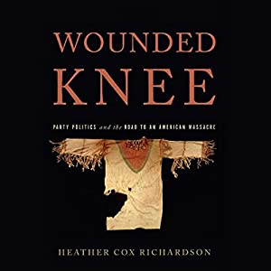 Wounded Knee Audiobook