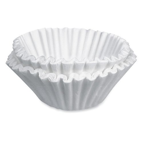"""Coffee Pro Cfpcpf200 Coffee Filters, 8"""" Length, 8"""" Width, 8"""" Height, 10 Lb (Pack Of 200)"""