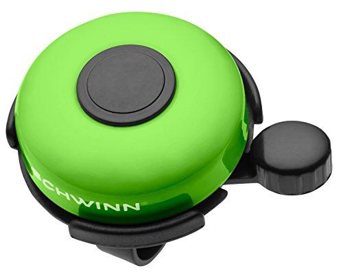 Schwinn Bike Bell, Green