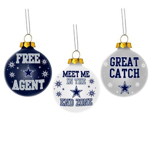 Cowboys Tree Ornaments, Dallas Cowboys Tree Ornament