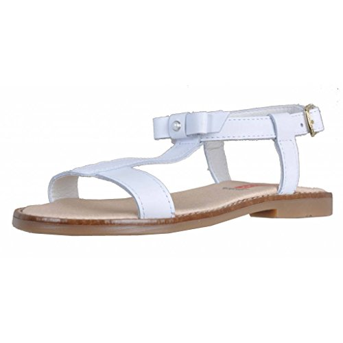 Sandali e infradito per ragazza, color Bianco , marca PABLOSKY, modelo Sandali E Infradito Per Ragazza PABLOSKY LYDIE HALA Bianco