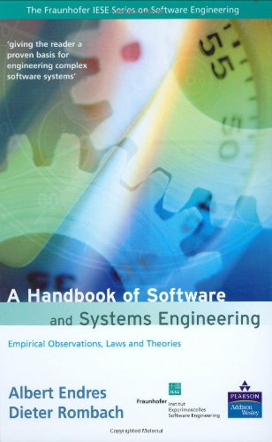 A Handbook of Software and Systems Engineering: Empirical...
