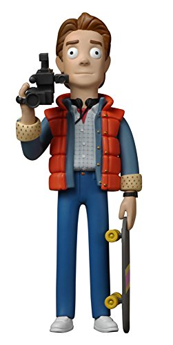 Back to the Future Vinyl Sugar Figure Figura Vinyl Idolz Marty McFly 20 cm Funko