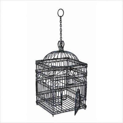 Achla Designs Large Victorian Bird Cage