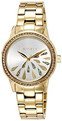 Esprit ES Avery Analog Gold Dial Womens Watch - ES107312007
