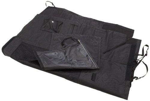 70679 Kofferraum-Schutzdecke L x B: 121 x 153 cm, schwarz