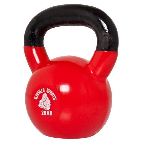 Kettlebell 52 Kg: Sport Et Fitness Gorilla Sports Pas Cher
