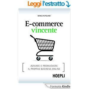 E-commerce vincente: Strategie e idee per fare business online (Internet e Web Design)