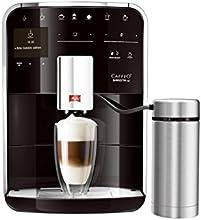 Melitta F 77/0-102 Kaffeevollautomat Caffeo Barista TSP Premium (Cappuccinatore) Edelstahl, schwarz