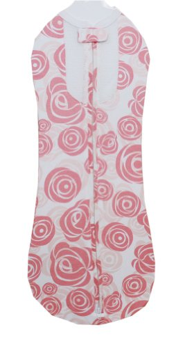Baby Blanket Rose back-994095