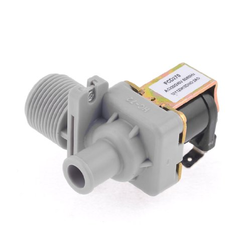 26Mm Male Thread Solenoid Water Valve Ac 220V/240V For Panasonic Washing Machine