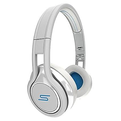 SMS Audio Street Casque audio par 50Cent-Blanc