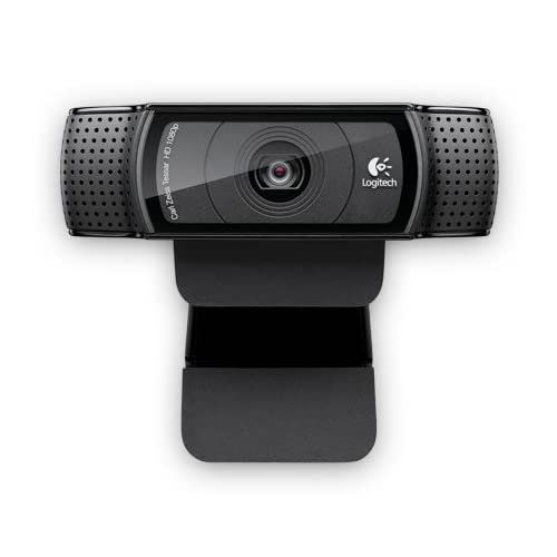 Webcam LOGITECHC920NOIR