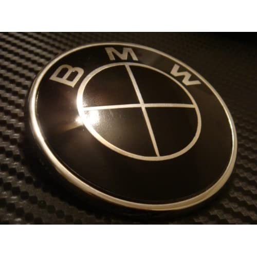 bmw black hood emblem e34 e36 e46 e60 e82 e83. Black Bedroom Furniture Sets. Home Design Ideas