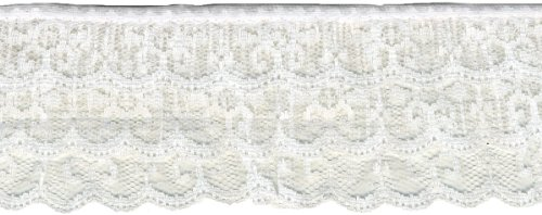 Wrights Three Tier Lace 2-1/2