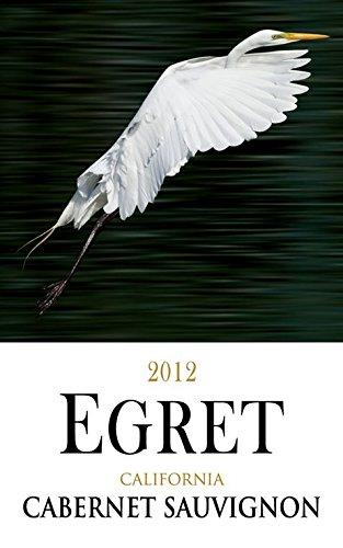 2012 Egret California Cabernet Sauvignon 750 Ml