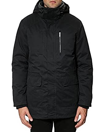 Amazon.com: Jack & Jones Men's 'Kim' Winter Jacket Small