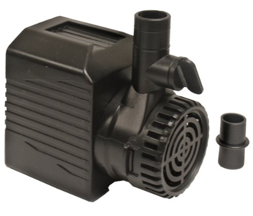 Beckett Large Fountain Pump, 400 GPH