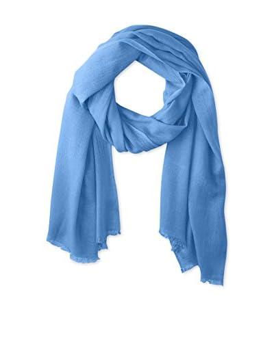 Portolano Women's Woven Scarf, Marina Blue