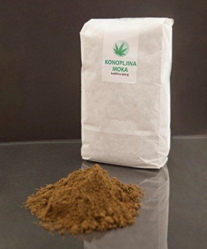 Organic Hemp Flour (500G - 17.5 Oz.)