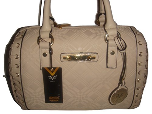 Versace Nom Du Beige Medium Duffle Bag