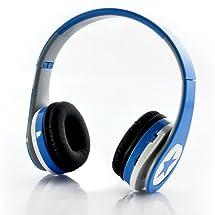 MP3 headphones - FM Radio, Foldable