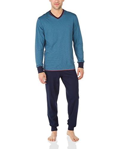 Calida Pijama Azul