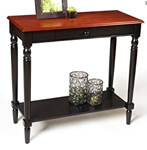Convenience Concepts French Country Foyer Table SACE - Convenience concepts french country coffee table