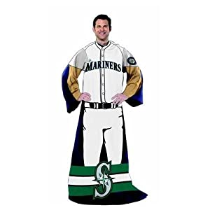 Seattle Mariners Comfy Wrap (Uniform) by Northwest Enterprises