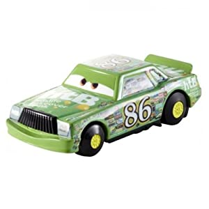 Disney / Pixar Cars Stunt Racers CHICK HICKS