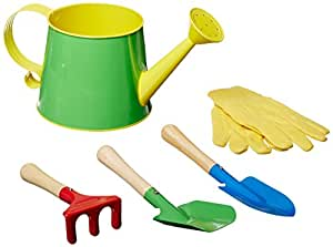 Toysmith 5 Piece Small Garden Tools Setcolor may vary
